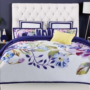 Christian Siriano New York King Duvet 3 Piece Set